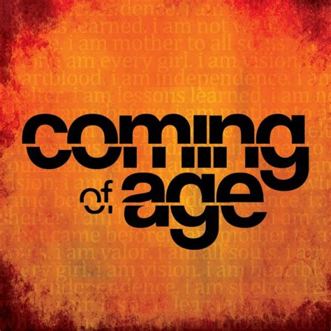 Coming Of Age | new york musical festival coming of age