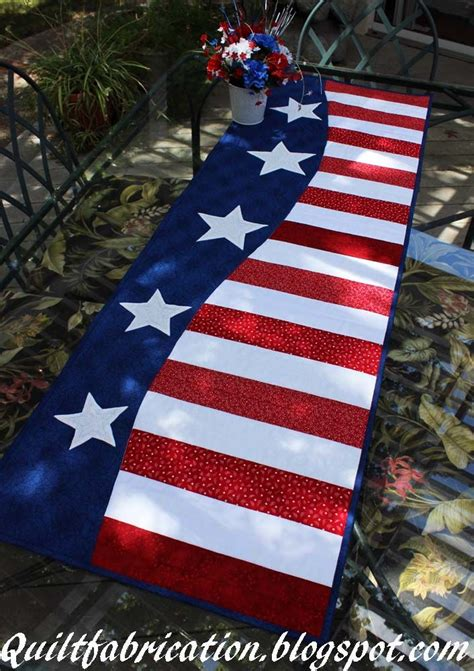 patriotic table runner 25 best ideas about table runner pattern on