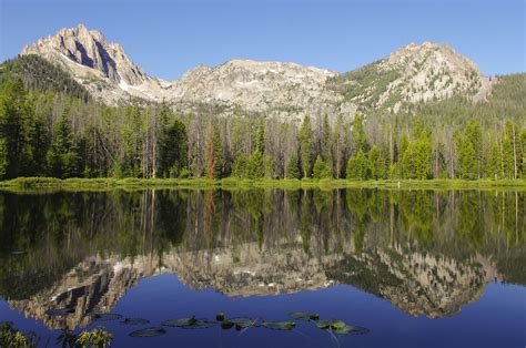 bench lake trip report bench lakes in the sawtooth mountains