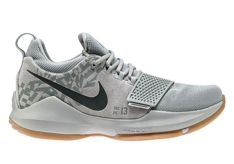 Sepatu Basket Nike Pg 1 Paul George Okc nike pg 1 baseline okc 878627 009 sneakernews