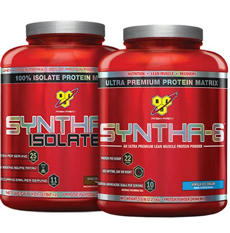 Whey Protein Syntha syntha 6 vs syntha 6 isolate mr supplement australia