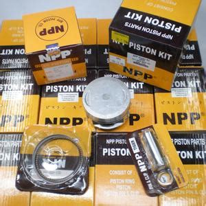 Npp Piston Kit Seher Kit Kawasaki Blitz Oversize Std jual piston kit ring seher oversize 2 00 yamaha rx king np limited di indonesia katalog or id