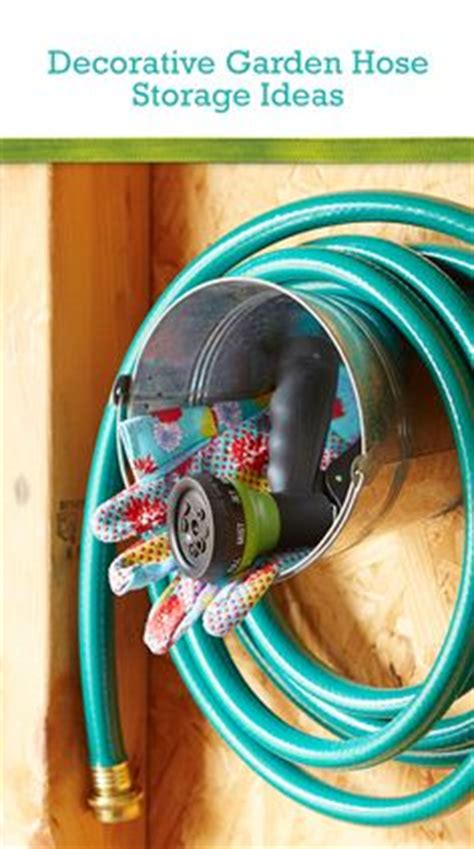 Garden Hose Storage Ideas Make Your Outdoor Space A Must See With Our Tips For Cleaning Organizing And Just Plain