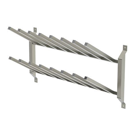 Wall Mounted Rack by Eco Wall Mounted Boot Rack Uk Manufacturer Syspal Uk