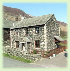 Appletree Cottage Keswick apple tree cottage self catering cottage in threlkeld