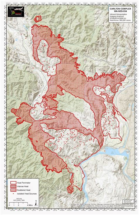 map of oregon 2015 fires washington map 2014