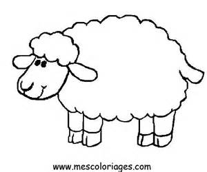 sheep template for preschool sheep coloring page printable another sheep template for