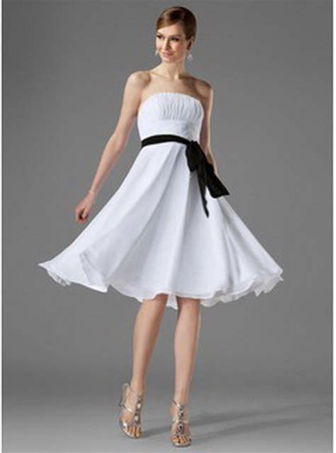 Robe Classe Invitée Mariage - white dresses robe blanche invit 233 e mariage