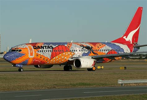 qantas spray painter 17 best images about on plane liveries on
