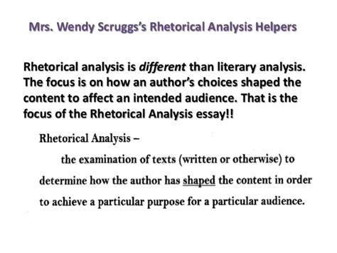 ap language and composition rhetorical analysis essay sle how to write a rhetorical analysis essay ap lang dental