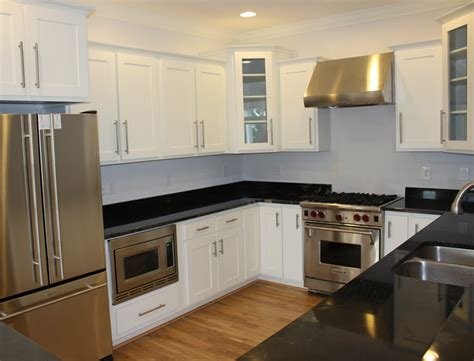 White Shaker Kitchen Cabinets by Kitchen Cabinets White Shaker Craftsmen Network