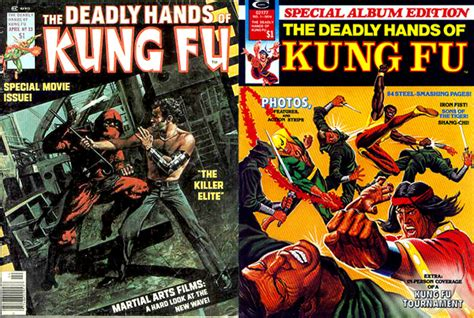 deadly hands of kung 1302901338 2 books and manga vintage ninja