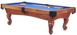 murrey billiard pool table
