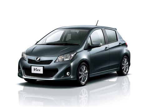 Toyota Vitz 2012 Price 2012 Toyota Yaris Previewed By New Japanese Market Vitz