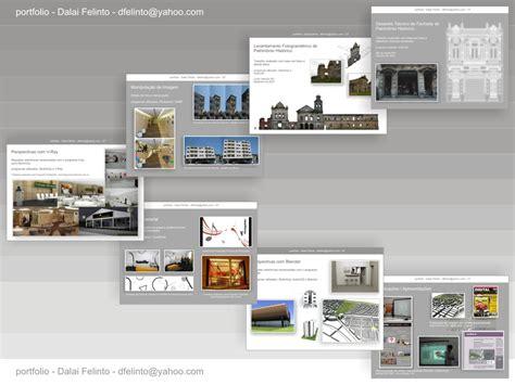 how to do interior design portfolio dalai felinto