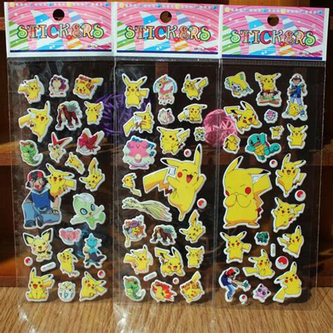 Stiker Laptop Pikachu Pb 01 get cheap stickers aliexpress