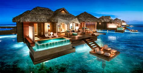 Best Sandals Resort For Anniversary Better Than Bora Bora Jamaica S Where It S At