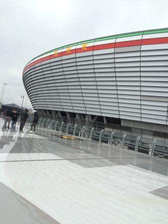 ingresso g juventus stadium settore 205 ingresso g picture of juventus stadium