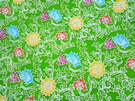 Kain Batik Kembang Merak motif kembang mulyo batik jepara
