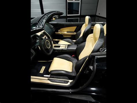 aston martin custom interior mansory aston martin db9 volante custom news