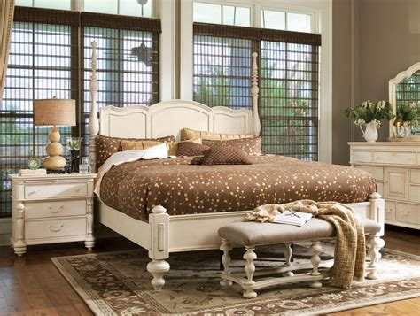 savannah bedroom set paula deen home linen savannah poster bedroom set from
