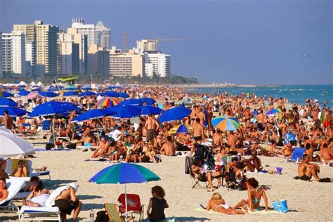 south beach world s 5 best urban beaches tourist destinations