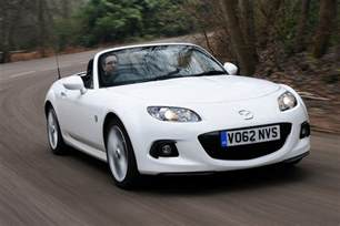 mazda mx 5 convertible review auto express