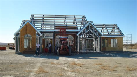 frame homes light steel framing google search steel frame