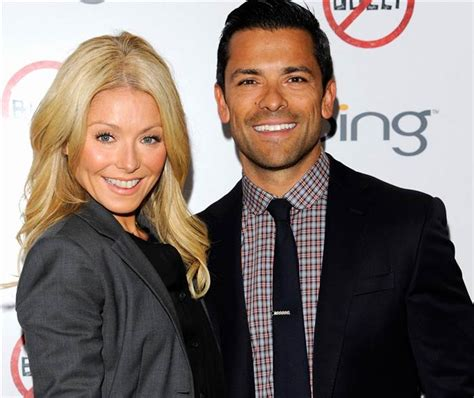 mark consuelos opens up about the first time he laid eyes on kelly kelly ripa embraces her husband s stripper past today com