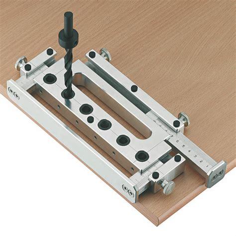 Drawer Slide Jig by Hafele 553 69 031 Front Drilling Jig Thebuilderssupply