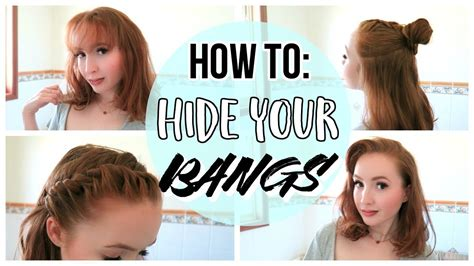hairstyles to hide your bangs hairstyles to hide bangs fade haircut