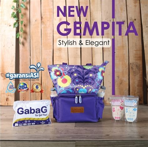 Cooler Bag Tas Gabag Gempita gabag cooler bag tas asi gabag grosir retail clodi