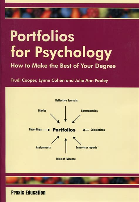 Portfolios For Psychology How To Make The Best Of Your Degree Psychology Portfolio Templates
