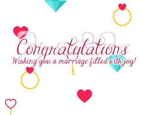 Wedding Nuptials Congratulations by Wedding Congratulations Cards Free Wedding