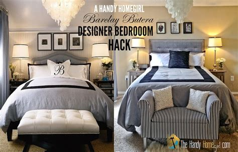 How To Decorate Master Bedroom by Designer Master Bedroom Hack Decorating On A Budget I Ep