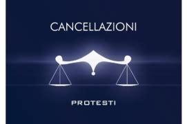 cancellazione d ufficio ufficio cancellazione protesti como