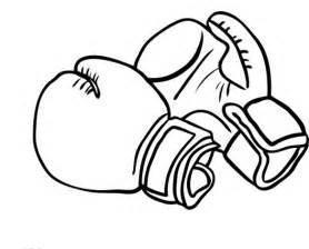 Boxing Gloves Coloring Pages printable boxing gloves coloring pages boxing day