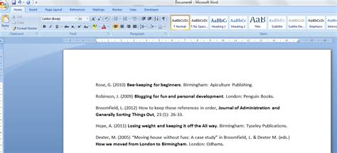 how to put text in alphabetical order in word