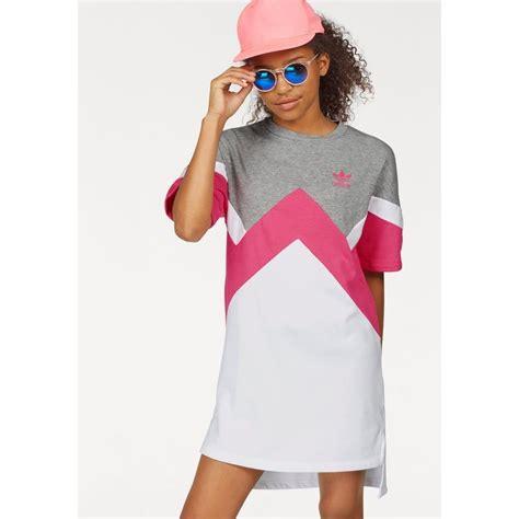 Robe Sweat Adidas Fille - robe sweat shirt manches courtes femme jm ft dress adidas