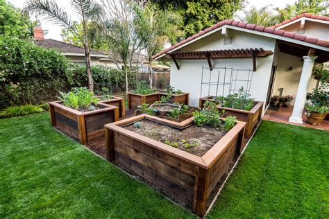 How To Set Up A Raised Garden Bed Poured Concrete Raised Beds Landscape Asian With Low Water Low Maintenance Raised Planter