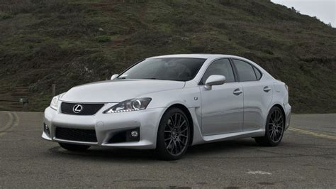 lexus isf 2014 lexus is f sedan review say bye bye to the brutally