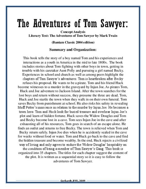 book report on tom sawyer book report the adventures tom book report the