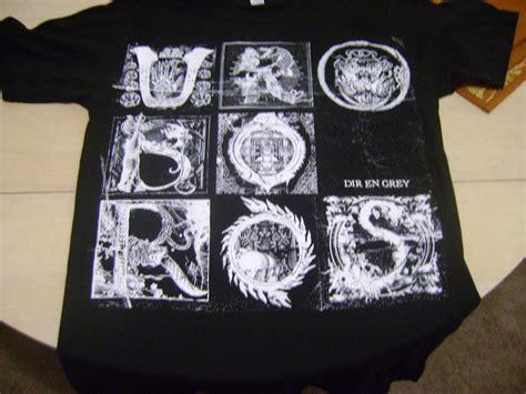 Dir En Grey 1 T Shirt dir en grey tour shirt 1 front by jlp319 on deviantart