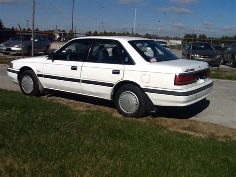 automobile air conditioning service 1991 mazda 626 transmission control 1991 mazda 626 lx sedan 4 door 2 2l only 83 189 actual miles for sale in chaign illinois