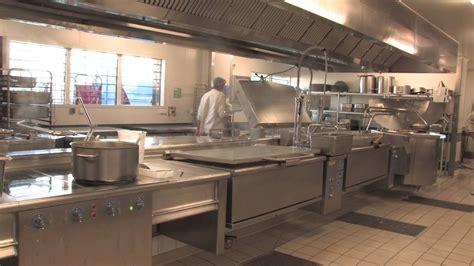 visite de la cuisine centrale de nimes youtube