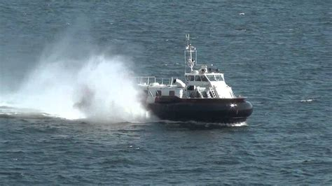 Canadian Coast Guard Search And Rescue Canadian Coast Guard Hovercraft Search And Rescue