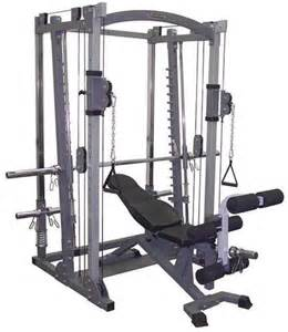 Bench Press With Safety Catch Universal Fitness Smith Station In Hurley Online Store