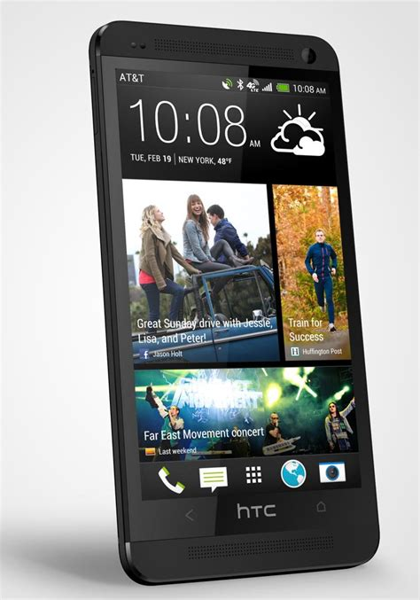 m7 mshk 6 c2 black htc one m7 black 32gb at t cell phones