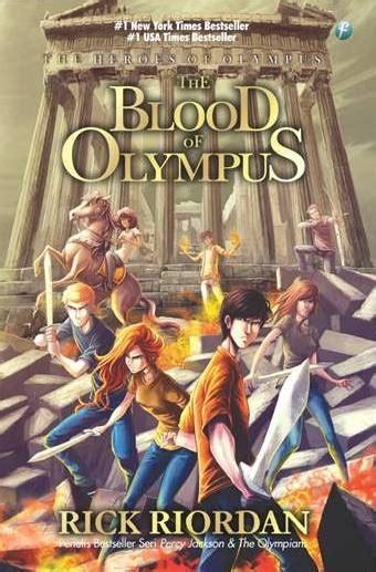 Buku Impor Ricky Is Brave buku the blood of olympus the heroes 5 penulis rick
