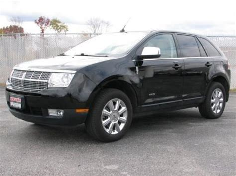 2008 lincoln mkx specs 2008 lincoln mkx awd data info and specs gtcarlot
